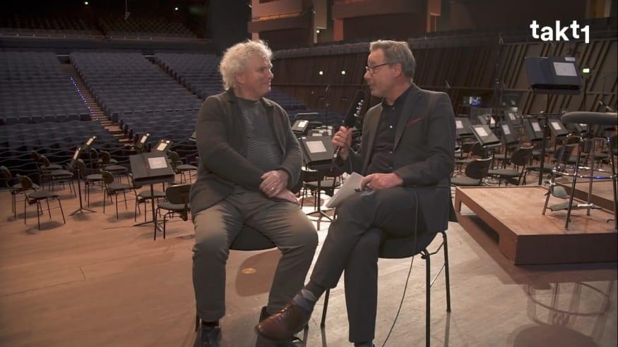 Sir Simon Rattle über Bruckners außergewöhnlich bildhafte sechste Symphonie