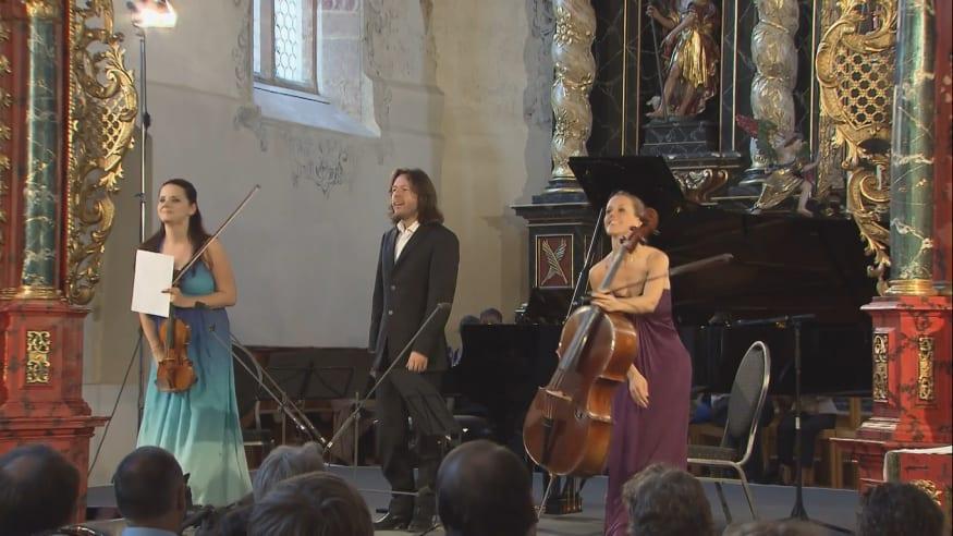 Baiba Skride, Klaviertrio Nr. 2 Es-Dur D 929 op. 100, 2012