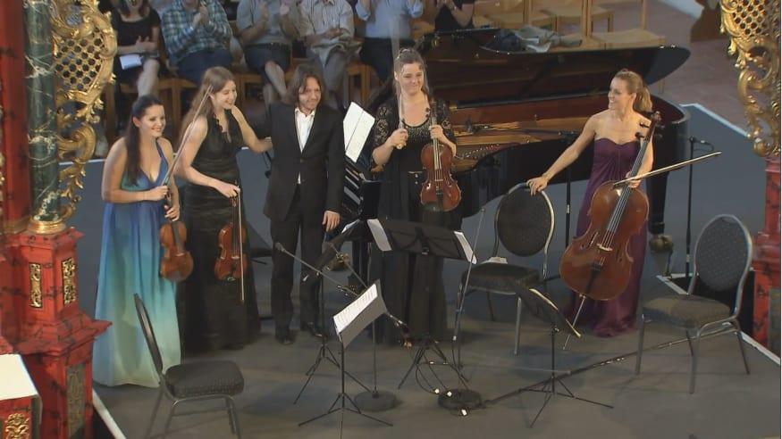 Baiba Skride, Klavierquartett Nr. 1 c-Moll op. 15, 2012