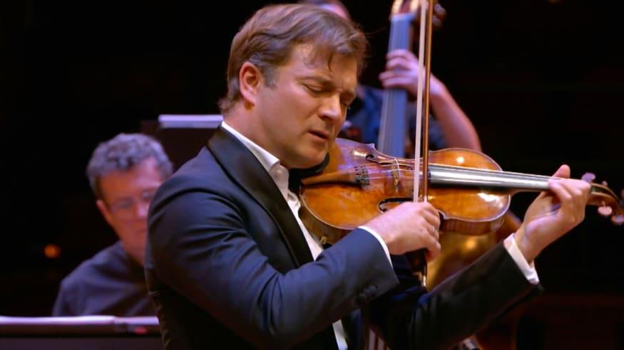 Orchestre National du Capitole de Toulouse, Violinkonzert Nr. 1 a-Moll BWV 1041, 19.06.2020