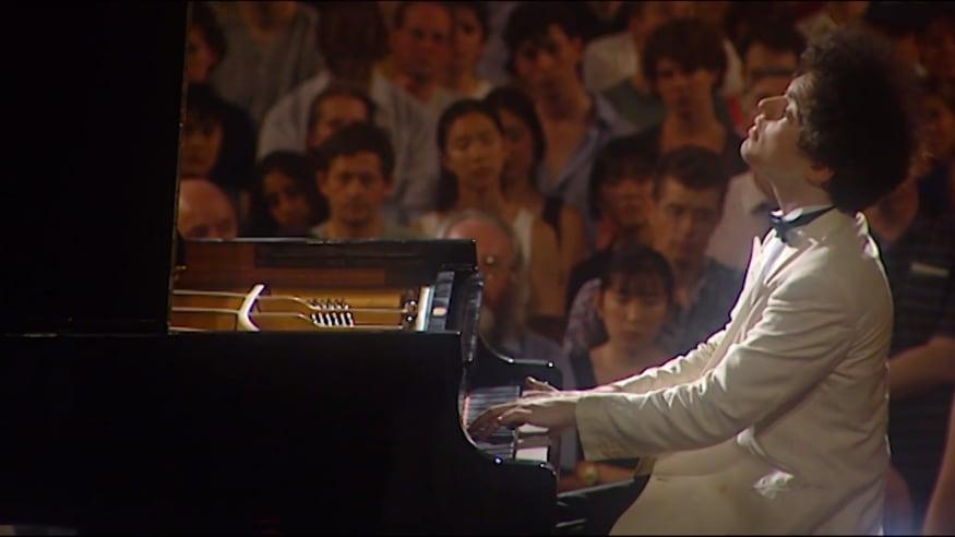 Jewgeni Kissin, Walzer As-Dur op. 34,1, 1998