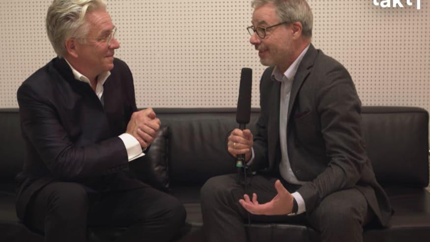 """Håkan Hardenberger über das Konzert """"Bridge"""" für Trompete und Orchester"""