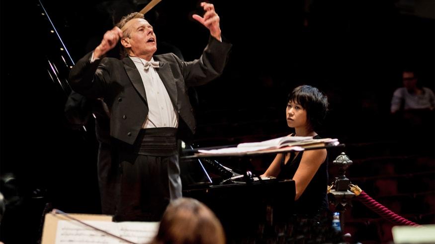 Royal Concertgebouw Orchestra, Konzert für Klavier, Trompete und Streichorchester c-Moll op. 35, 2014