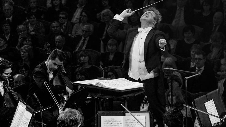 Czech Philharmonic Orchestra, Symphonie Nr. 7 d-Moll op. 70, 2018
