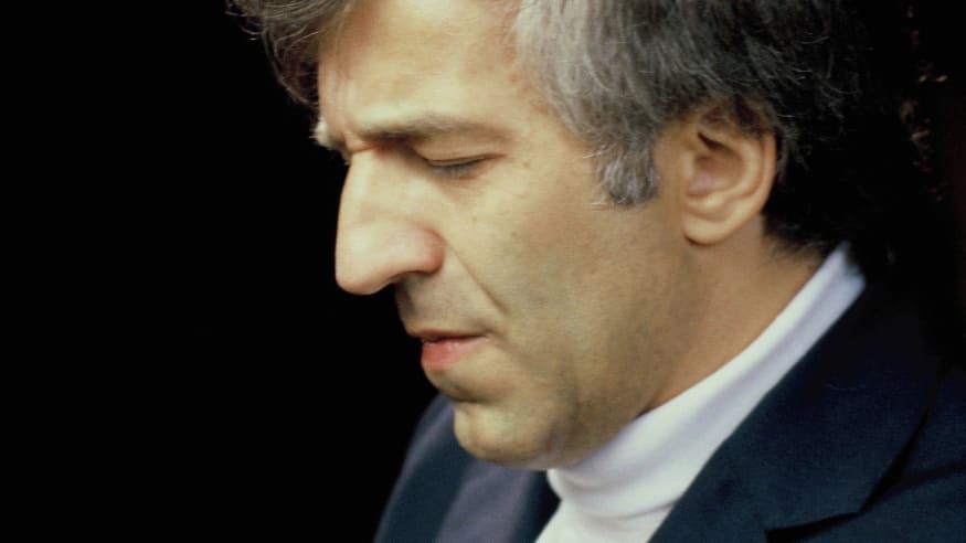 """Vladimir Ashkenazy, Klaviersonate Nr. 29 B-Dur op. 106, """"Hammerklavier"""", 1980"""