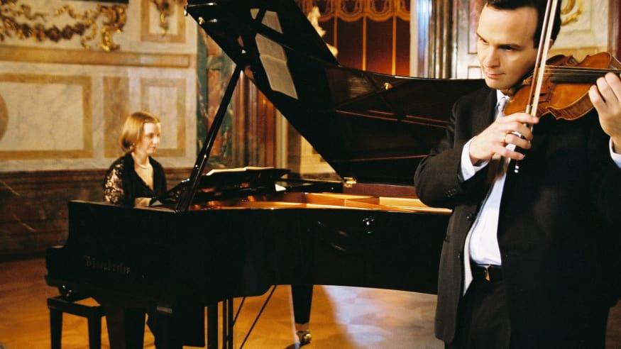 "Gil Shaham, Violinsonaten KV 301-306, ""Kurfürstin-Sonaten"", 2006"