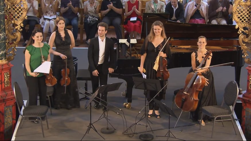 Baiba Skride, Klavierquintett f-Moll, 2012