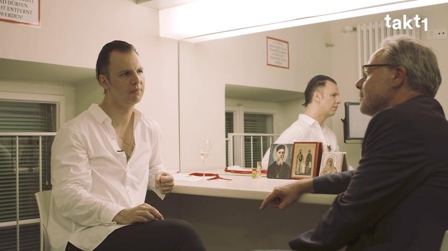 """Teodor Currentzis über den Mythos in Mozarts """"Idomeneo"""""""