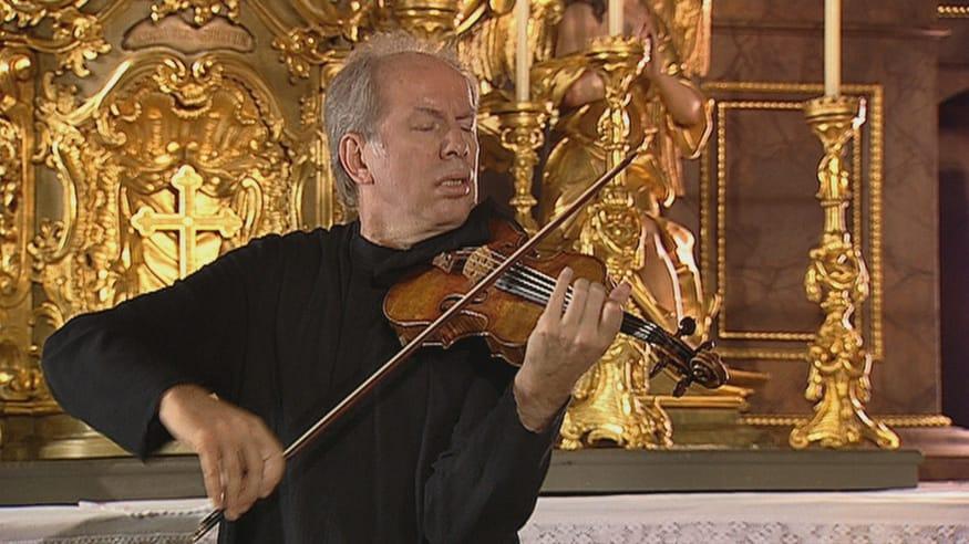 Gidon Kremer, Partiten für Violine solo BWV 1002, 1004, 1006, 2006