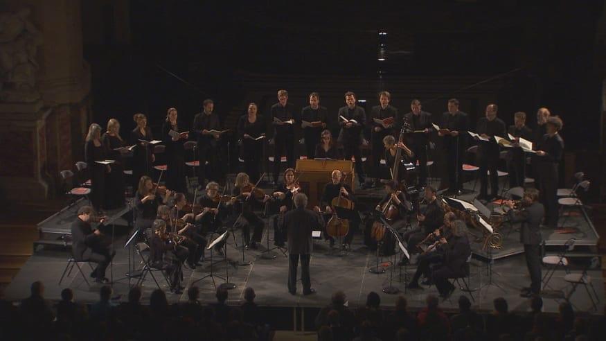 Collegium Vocale Gent, Nun komm, der Heiden Heiland BWV 62, 2016