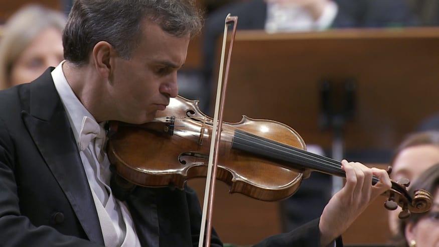 Symphonieorchester des Bayerischen Rundfunks, Violinkonzert Nr. 2 Sz 112 , 2014