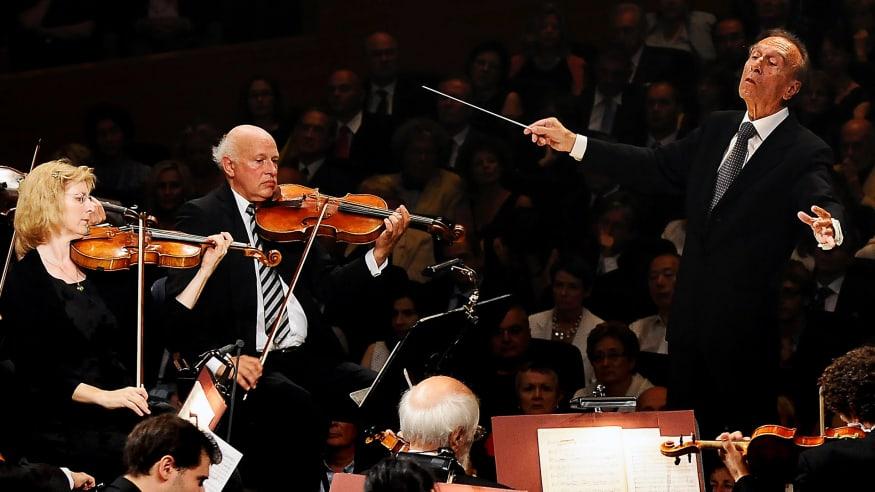 Lucerne Festival Orchestra, Symphonie Nr. 9 D-Dur, 2010