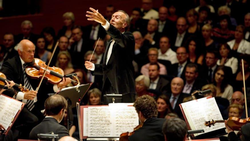 "Lucerne Festival Orchestra, Symphonie Nr. 35 D-Dur KV 385, ""Haffner"", 2011"