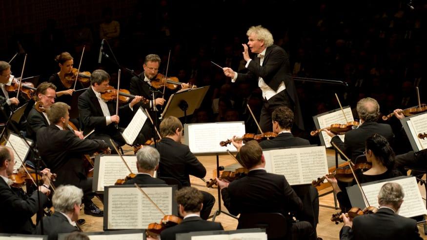 Berlin Philharmonic, Nocturne op. 60, 2011