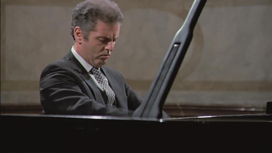 Daniel Barenboim, Klaviersonate Nr. 9 E-Dur op. 14,1, 1984