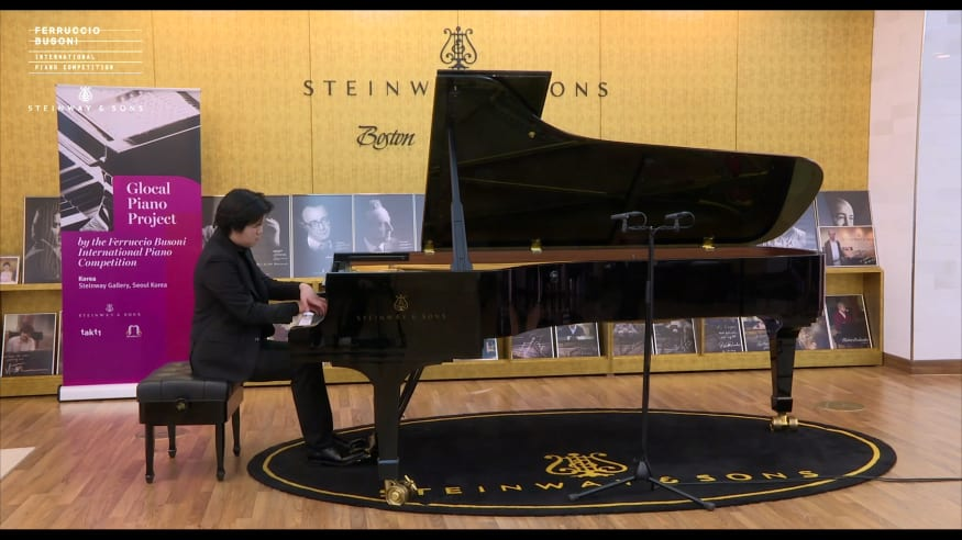 La Valse (Fassung für Klavier solo)