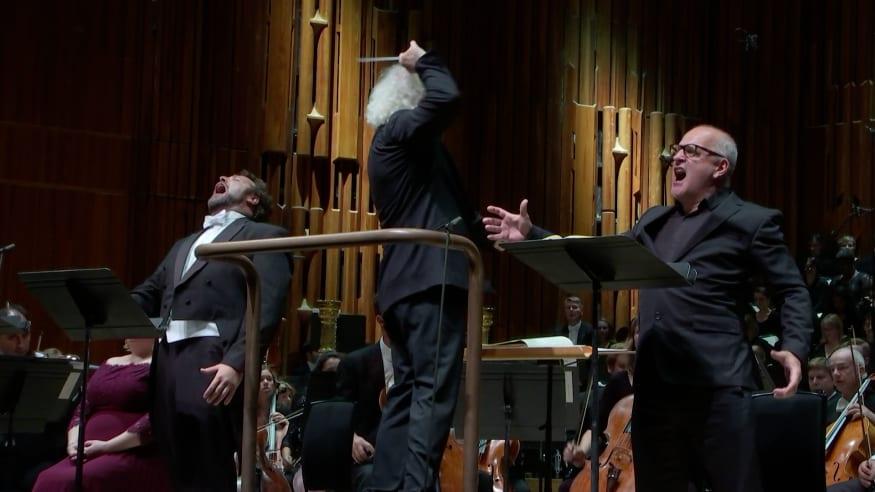 London Symphony Orchestra, La damnation de Faust op. 24, 17.09.2017