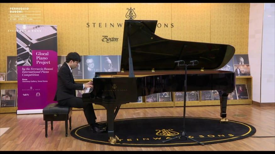 Klaviersonate Nr. 2 gis-Moll op. 19