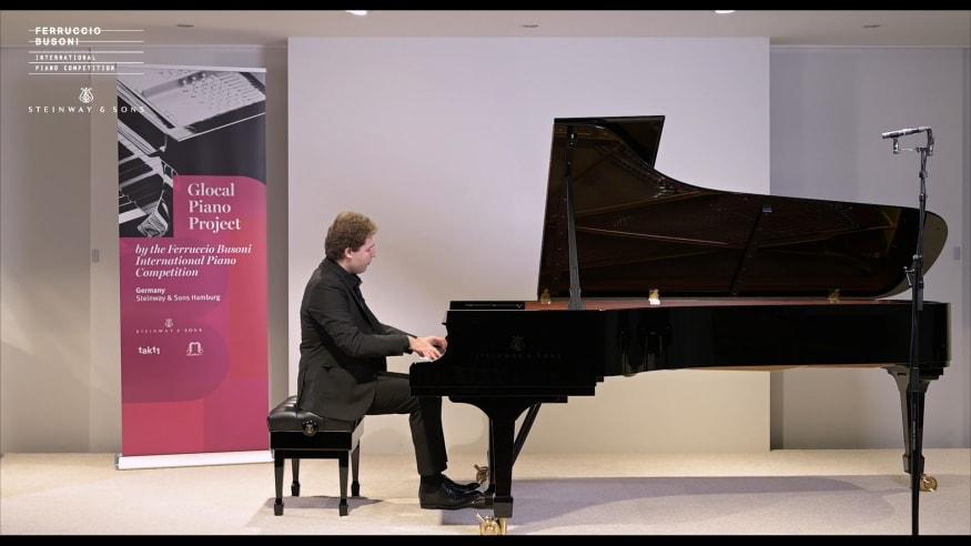 Klaviersonate Nr. 3 a-Moll op. 28