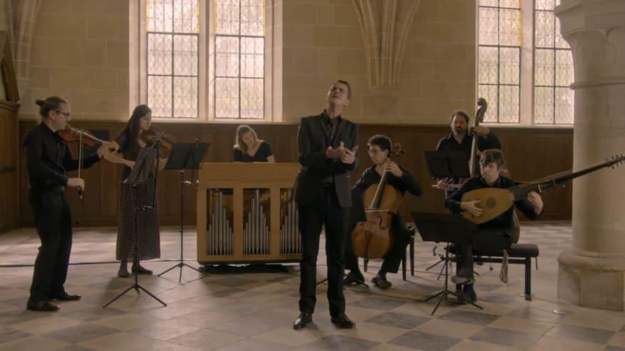Le Concert de la Loge, Nisi Dominus Psalm 126, R.608, 2020