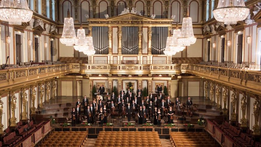 Vienna Johann Strauss Orchestra, Kaiserwalzer op. 437, 26.10.2016