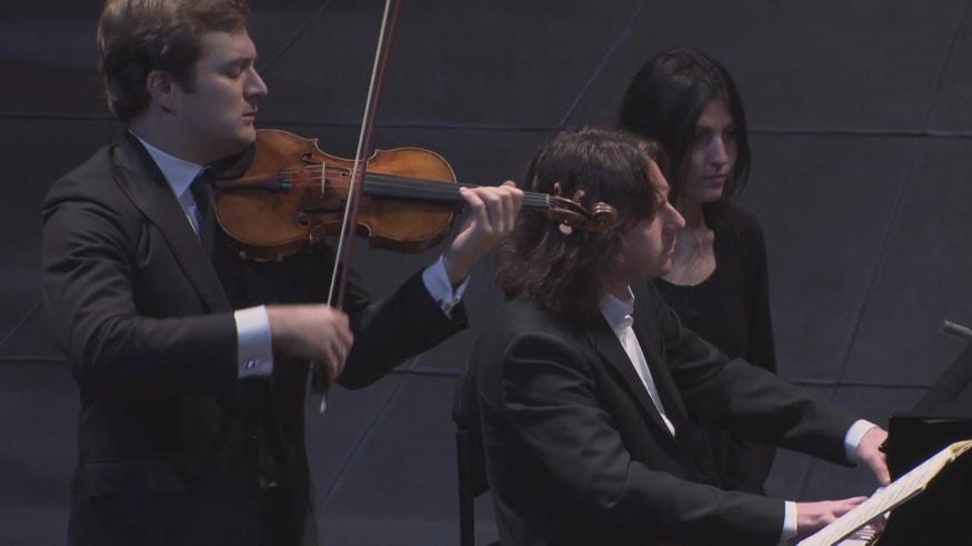 Renaud Capuçon, Violinsonate Nr. 1 D-Dur op. 12 Nr. 1, 2011