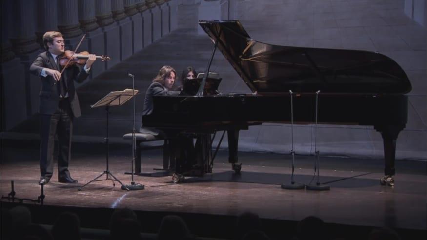 Renaud Capuçon, Violinsonate Nr. 5 F-Dur op. 24, Frühlingssonate, 2011