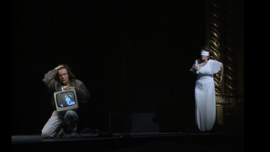 Orchestra of the Royal Opera House, Orfeo ed Euridice, 1991