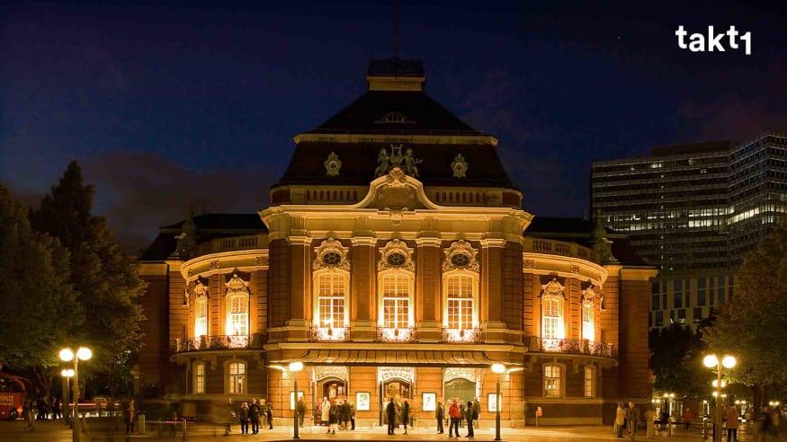 Cambreling, Hamburg Symphony Orchestra: Beethoven's 9th Symphony