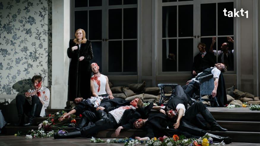 »Francesca da Rimini« aus der Deutschen Oper Berlin