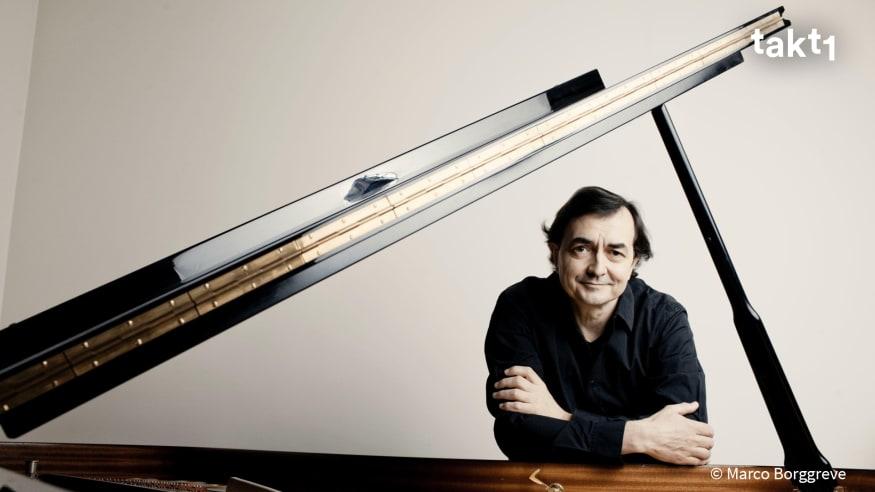 Pierre-Laurent Aimard: Beethoven, Berg, Benjamin & Ligeti