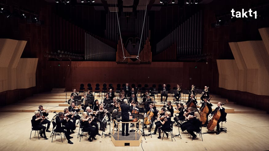 Ádám Fischer & The Danish Chamber Orchestra: Beethoven 5 & 6