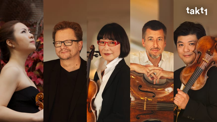 Members of the Berlin Philharmonic: Chamber music by Schubert, Mozart & Puccini