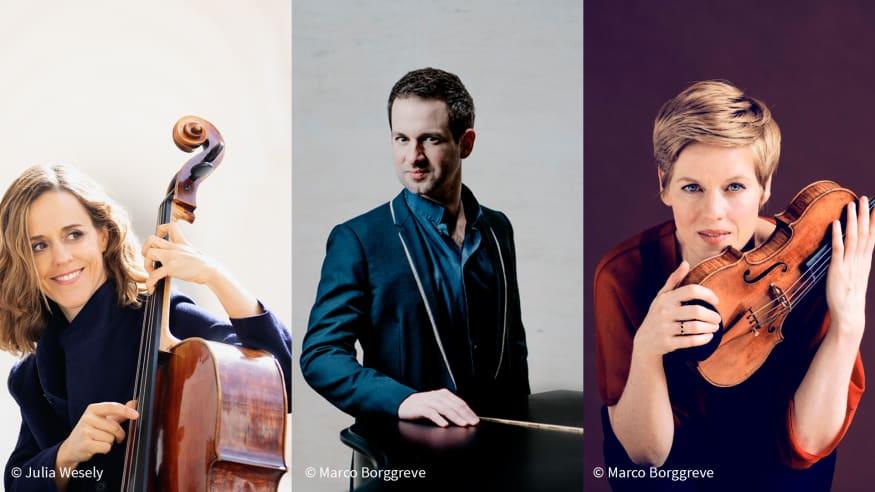 Gstaad Menuhin Festival: Klaviertrios der Romantik