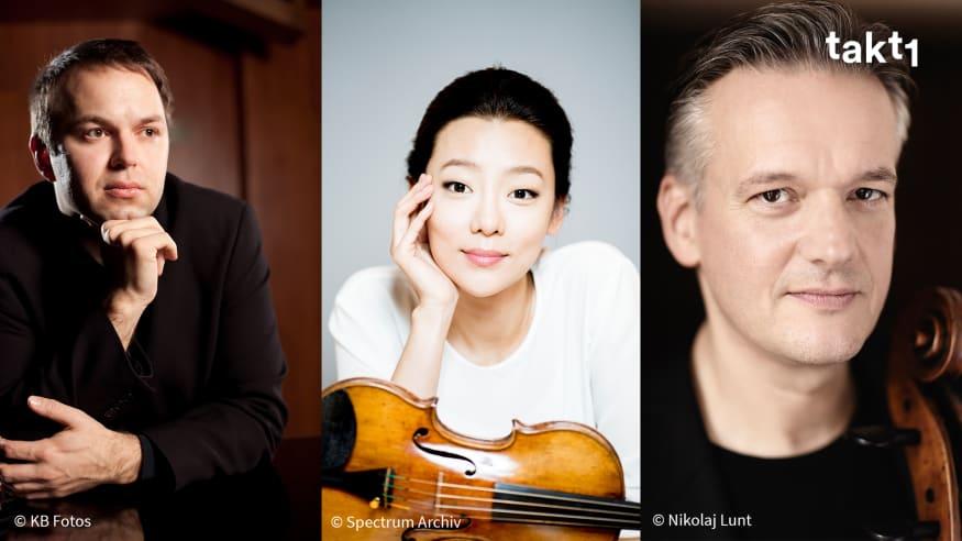 Spectrum Concerts Berlin: Schostakowitsch Klaviertrios
