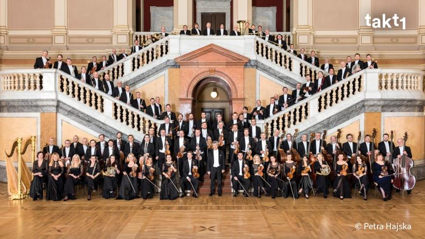 Benefizkonzert Tschechische Philharmonie & Jakub Hrůša