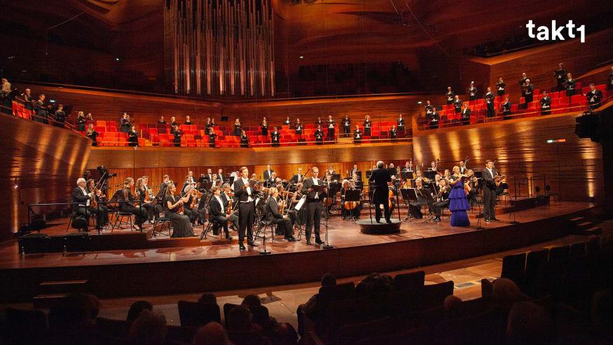 Ádám Fischer & Danish Chamber Orchestra: Beethoven 9