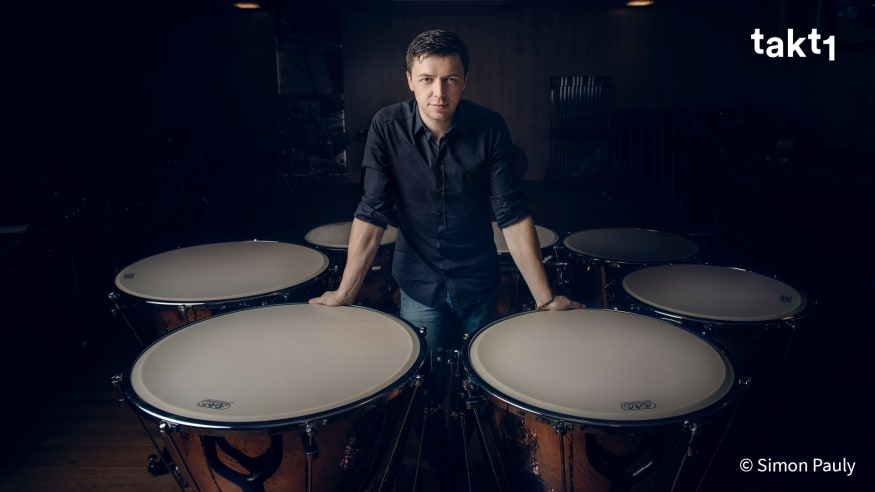 Grubinger, The Percussive Planet Ensemble: »The Bernstein Experience«