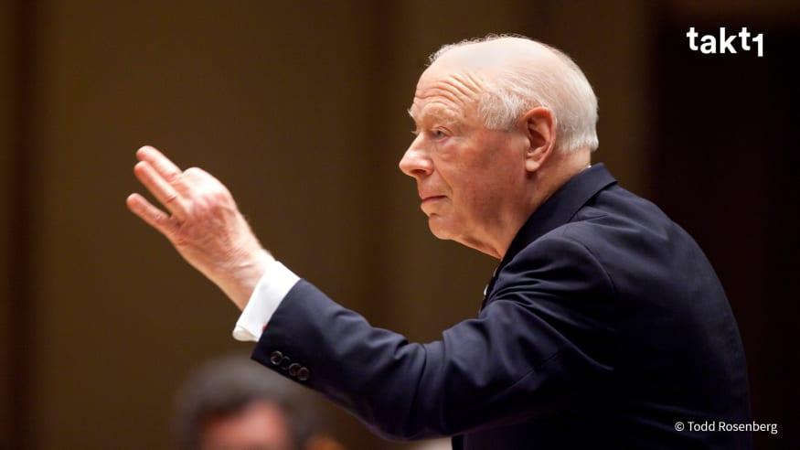 Wiener Philharmoniker & Haitink: Abschlusskonzert der Salzburger Festspiele 2019
