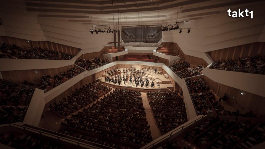 Sanderling, Dresdner Philharmonie: Schostakowitsch
