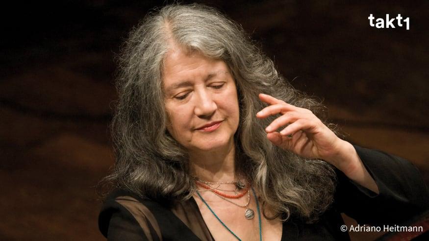 Lahav Shani, Martha Argerich & Wiener Symphoniker
