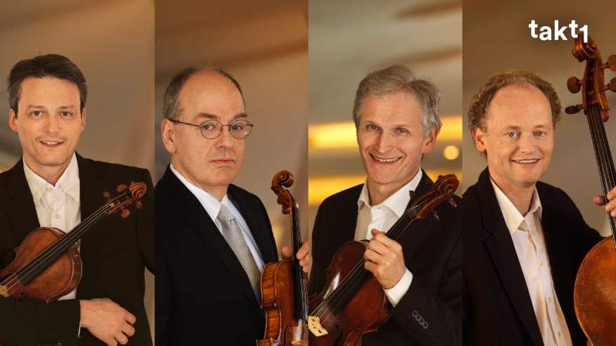 """Members of the Philharmonic Camerata: Haydn's """"The Seven Last Words of the Savior on the Cross"""""""