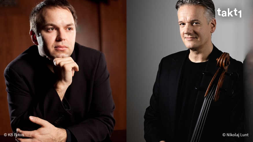 Eldar Nebolsin & Jens Peter Maintz: Schostakowitsch, Sonaten für Cello und Klavier