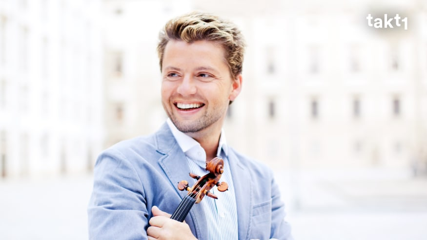 "Beethovens ""Frühling"": Julian Rachlin im Wiener Konzerthaus"