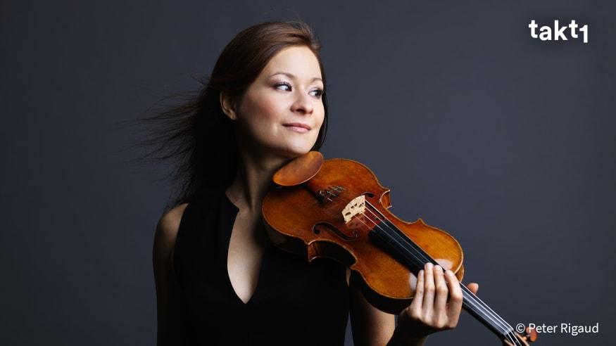 Arabella Steinbacher spielt Strauss