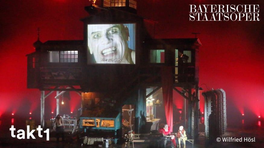 Bayerische Staatsoper TV: Aus einem Totenhaus