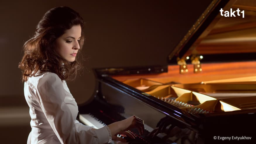 Zlata Chochieva: Schubert, Liszt, Chopin, Rachmaninoff, Medtner