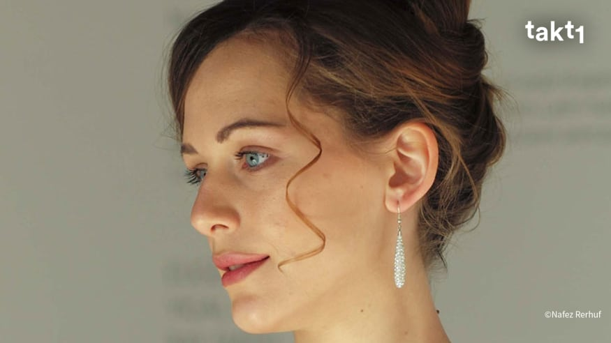 Junge Wilde: Anna Lucia Richter singt Schubert