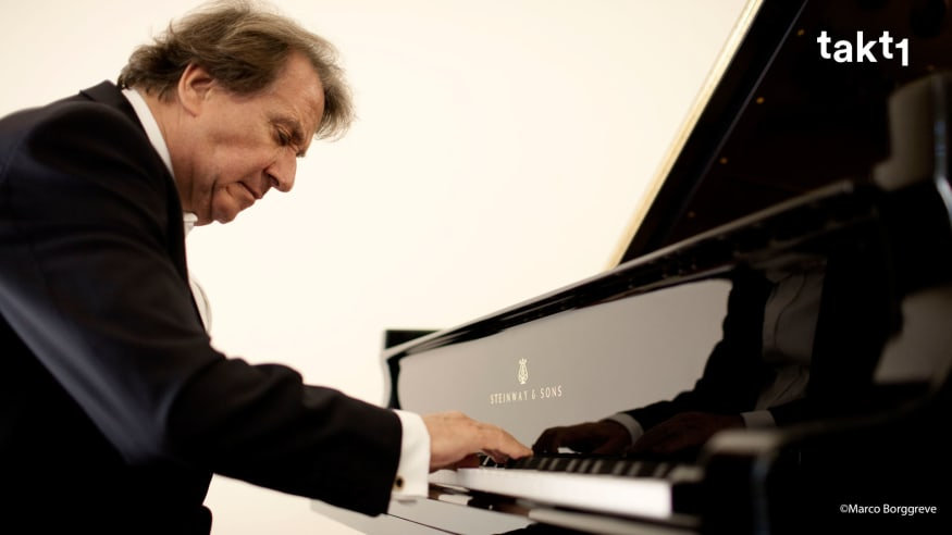 Harding, Buchbinder und das Symphonieorchester des Bayerischen Rundfunks