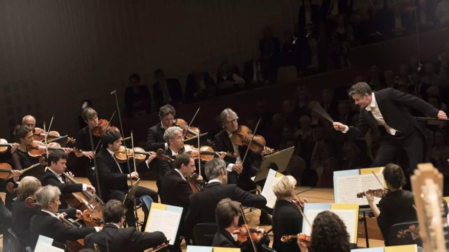 Philippe Jordan & Orchestre de l'Opéra national de Paris: Tschaikowsky IV